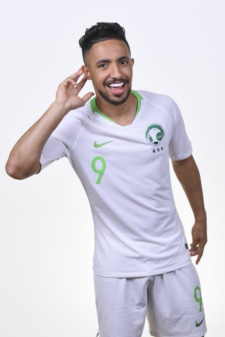 Can @SaudiNT_EN become the first team ever to defeat a host nation in an opening #WorldCup match? They certainly look confident 🇷🇺v🇸🇦 #RUSKSA Photo