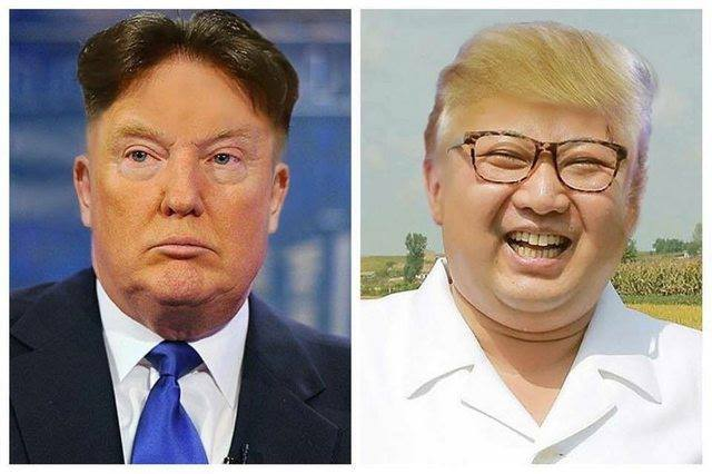Світ зробив великий крок від ядерної катастрофи, - Трамп - Цензор.НЕТ 4964
