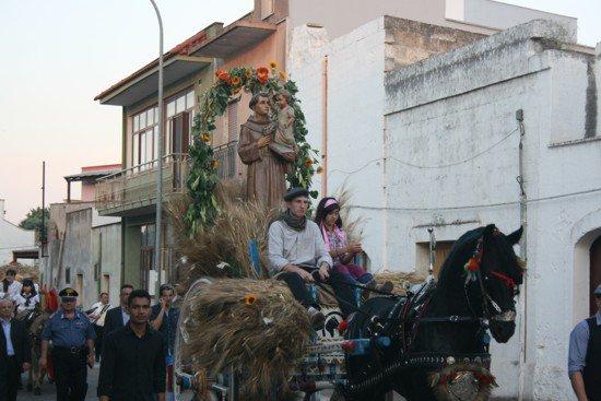 #Attualità - #AVETRANA - La festa in onore di Sant\