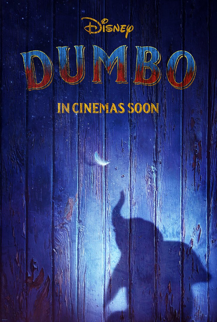 ICYMI... The new poster & trailer for #DUMBO released this morning! Watch now goo.gl/tYWyGz