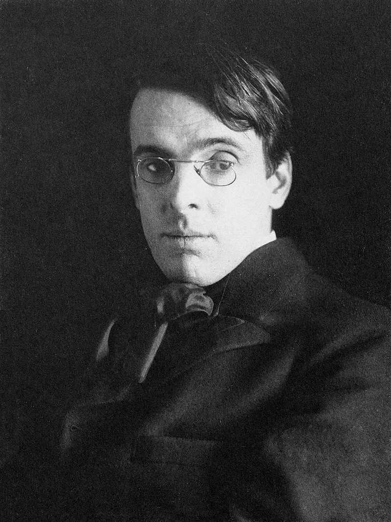 yeats sample Wb yeats | sample answer 3 he feels obliged to choose between two worlds - the world which he rejects is the cruel world of birth and death, splendidly evoked in the first stanza.