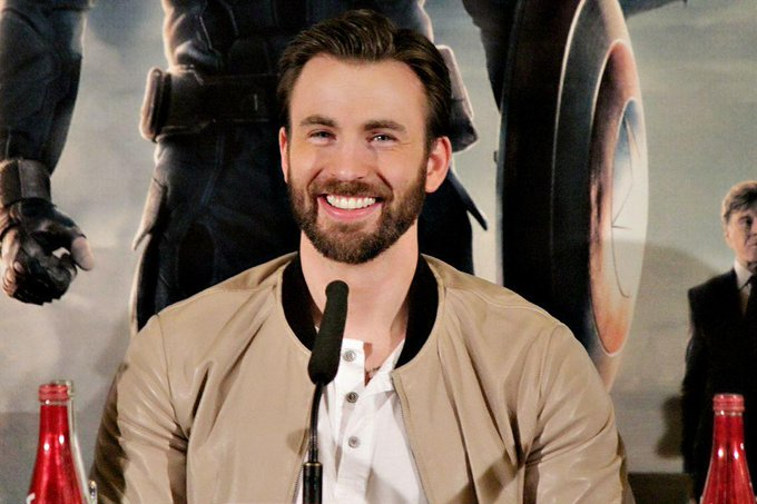 Dear Chris Evans, Happy Birthday !!!