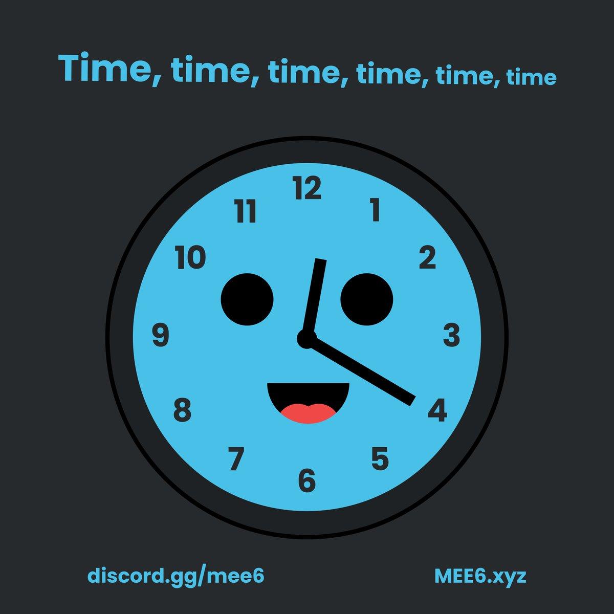 MEE6 on Twitter: