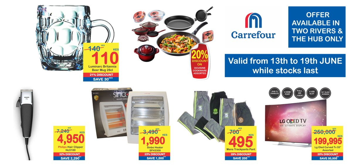 Carrefour Kenya on Twitter: