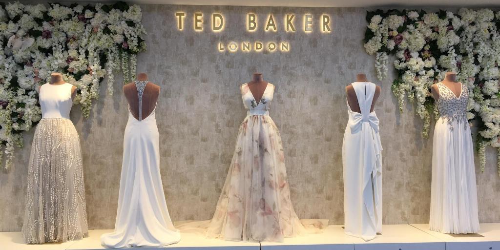 Ted Backer London Wedding Dress