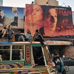 Image for the Tweet beginning: #Pakistani government bans #Indian films
