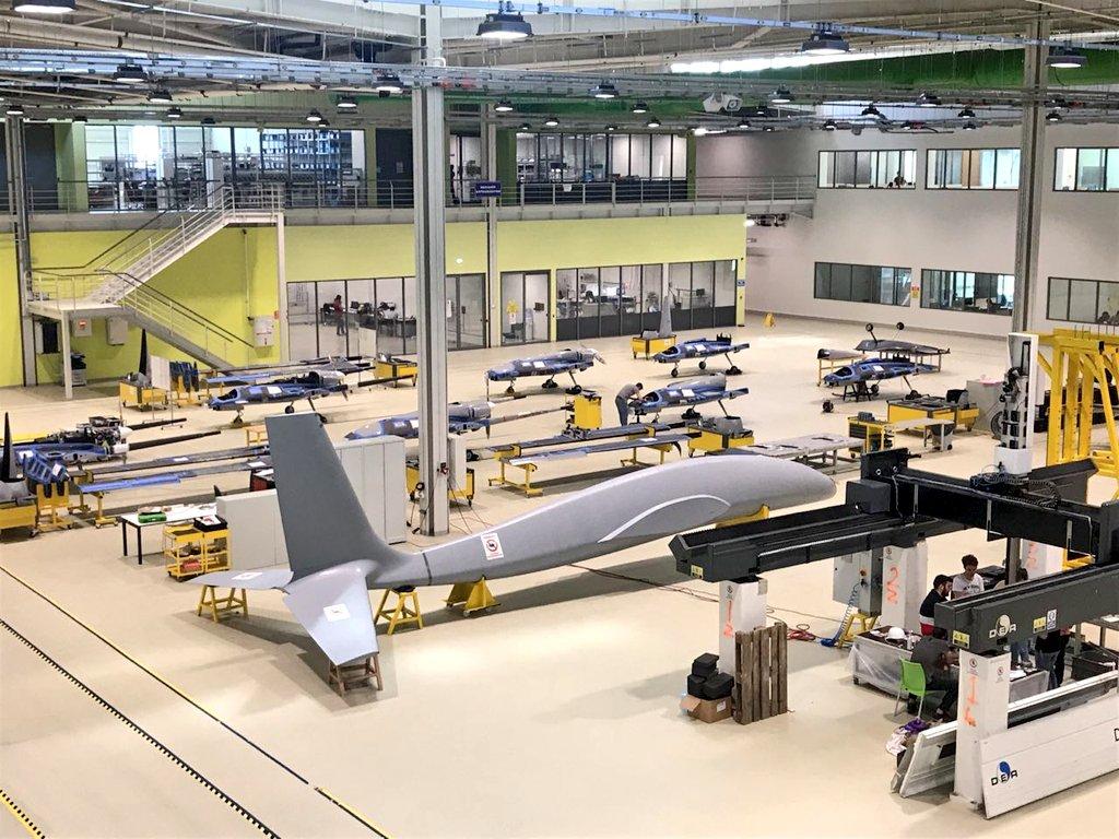 AKINCI طائرة تركية مسلحه مسيره جديده  DfjpEXDWkAAw3zL