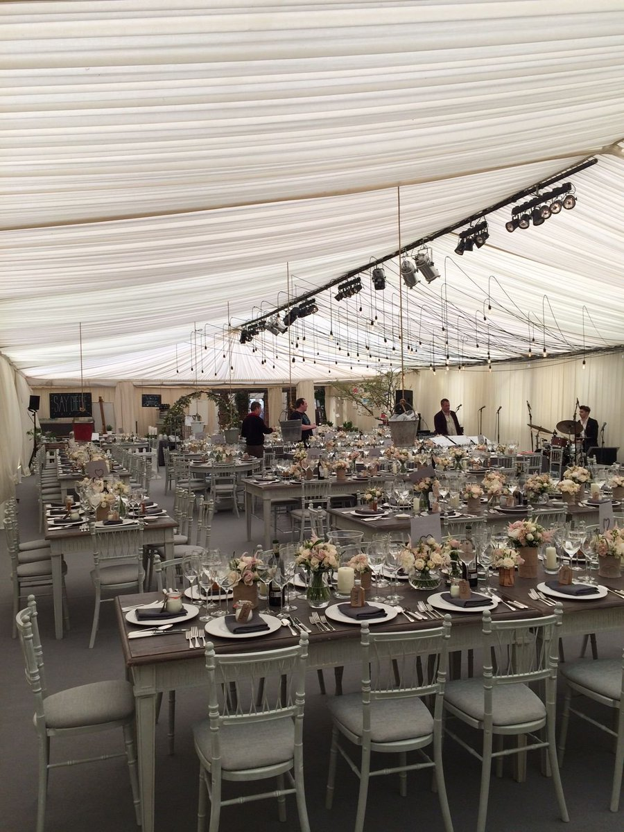RT @ISOS_Marquees Transform your garden into the most perfect #wedding venue