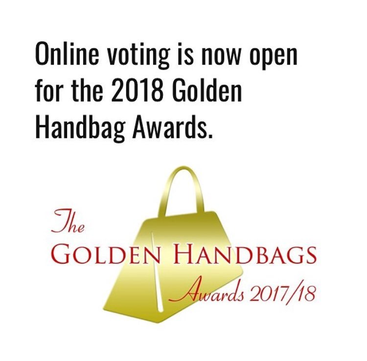 Prom On Twitter 2 Days Left To Vote For Us At The Golden Handbag Awards We Need Your Support Please Under Categories 3 And
