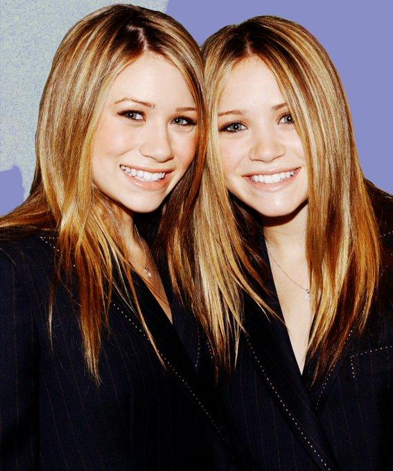 Happy Birthday to Mary-Kate and Ashley Olsen! 32!