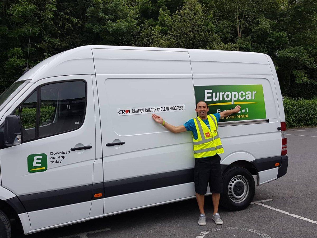 Europcar On Twitter Hi Congratulations On Your 23rd Tour De Lough