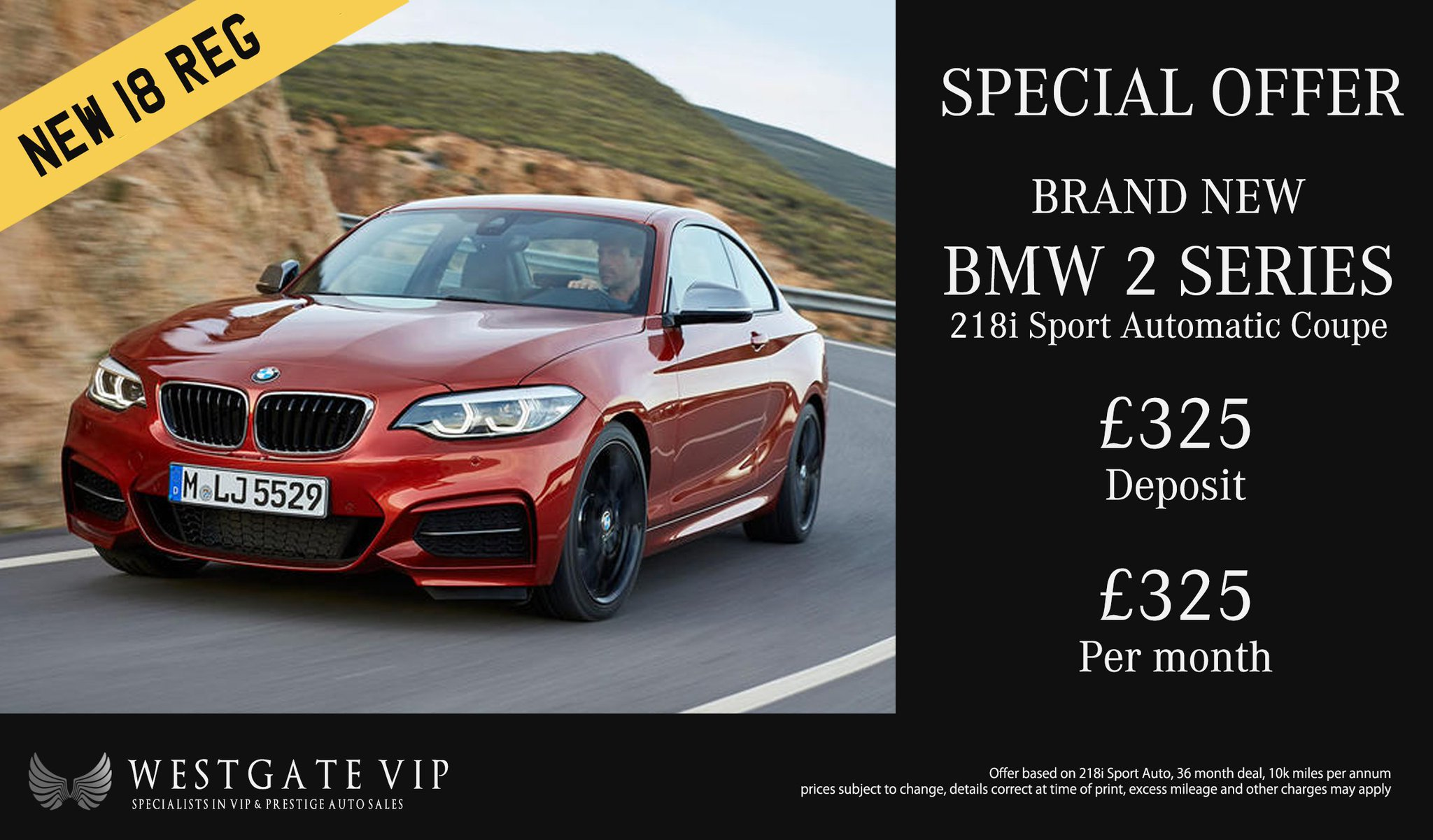 "Westgate VIP on Twitter ""⛔ OPEN TO ALL JUNE BMW SPECIAL OFFER"