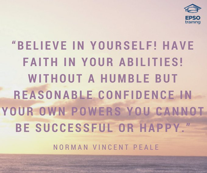 Your success begins from the inside. Just look within yourself and believe. #WednesdayWisdom Photo