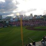 Image for the Tweet beginning: 人生初の野球観戦