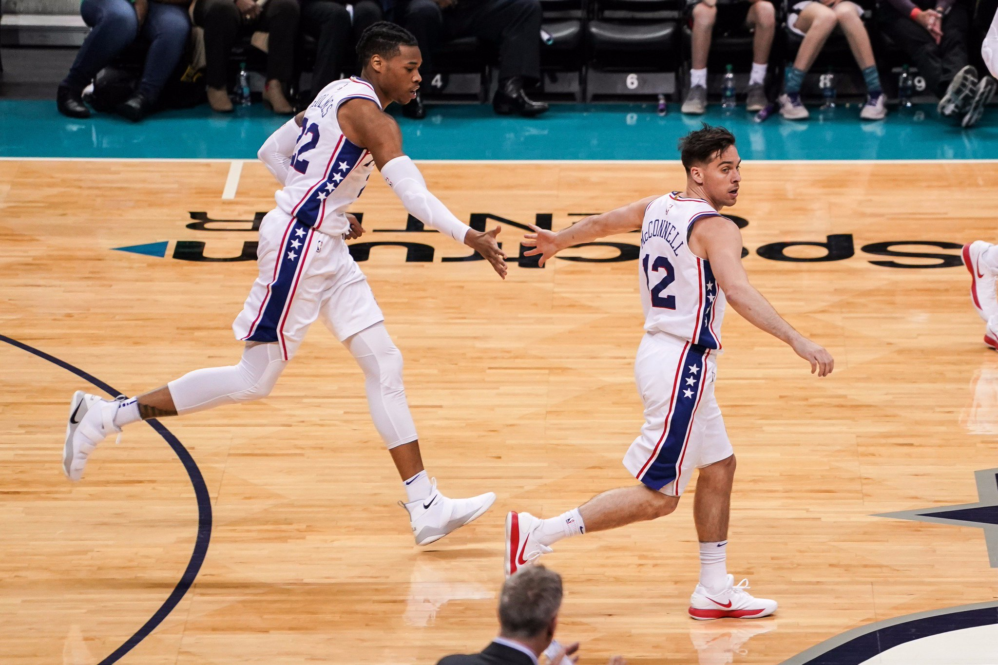 Team Exercises Contract Options for @TJMcConnell and @Rich_Holmes22.  �� | https://t.co/GH8R5BM4EH https://t.co/I8YRInk6Ds