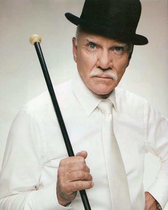 Happy 75th Birthday to one of my all-time favorite actors Malcolm McDowell.