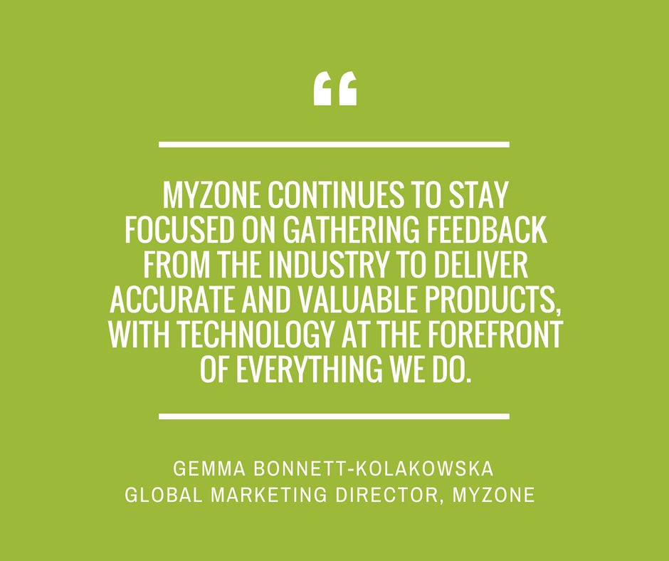 Image for Want to know where GroupX tech is headed for the world's leading fitness providers?  We've been speaking to some to find out! Next in the series, Gemma Bonnett-Kolakowska of @MYZONEmoves  tells us where Myzone and tech are going next. Read it here: https: