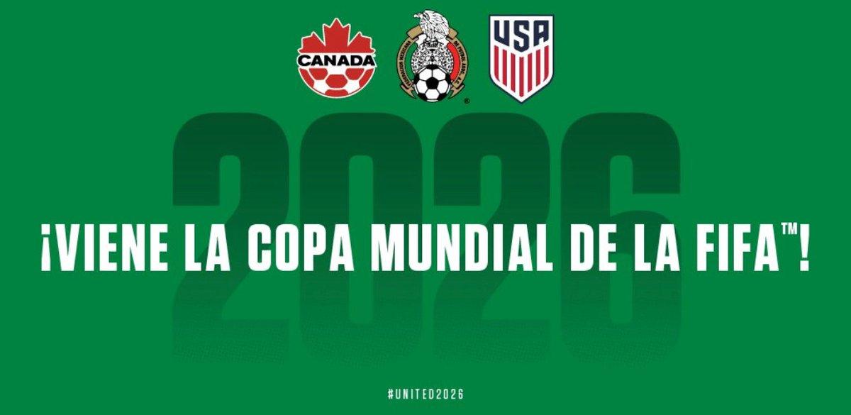 René Juárez Cisneros's photo on #Mundial2026