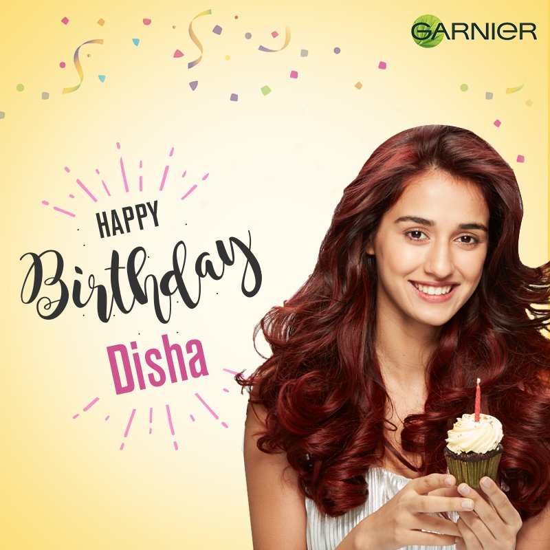 Happy Birthday @DishPatani. Sending lots of love your way. Hope you have a colourful birthday! #HappyBirthday #DishaPatani https://t.co/N3pzfxaNh0