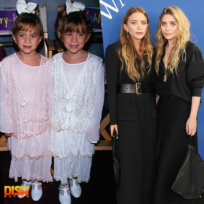 Happy 32nd birthday to Mary-Kate & Ashley Olsen