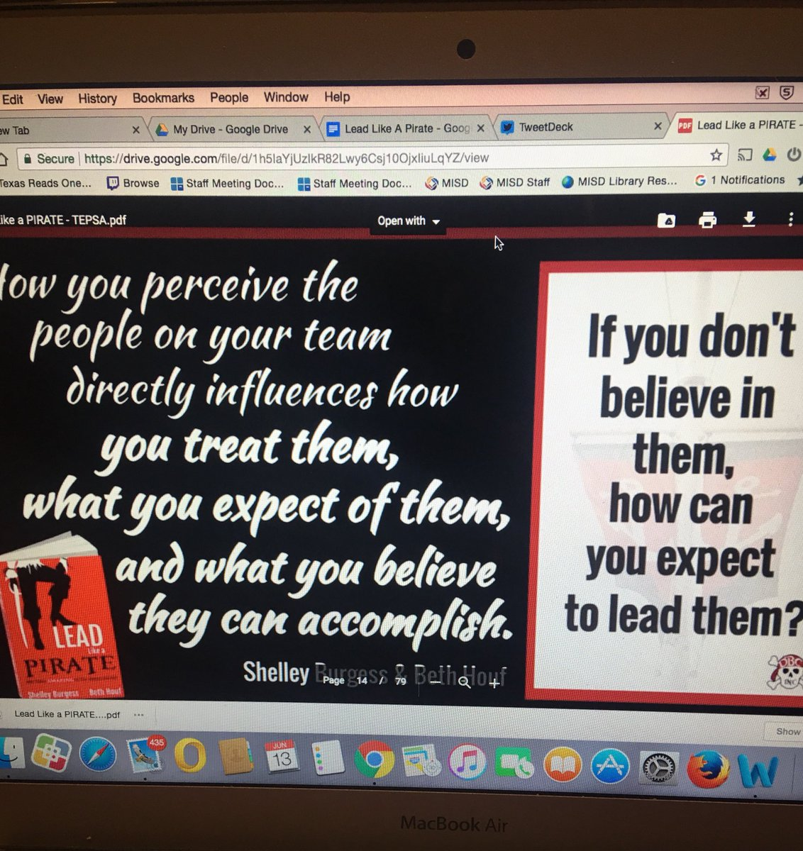If you don't believe in them, how can you lead them? #TEPSAstrong #LeadLAP @burgess_shelley