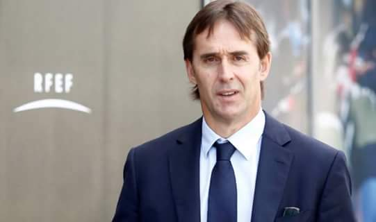 BREAKING: Spain have reportedly sacked manager Lopetegui with immediate effect the day before the start of the World Cup after he apparently made &quot;secret agreements&quot; with Real Madrid to be their new manager! Absolute madness in Spain   #Lopetegui #ESP <br>http://pic.twitter.com/czXfI3aF5v