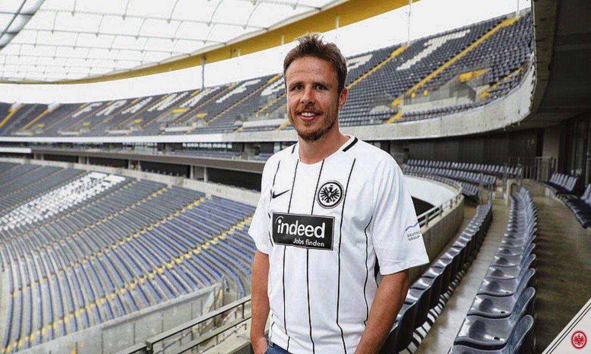 Kết quả hình ảnh cho Nicolai Muller Eintracht Frankfurt