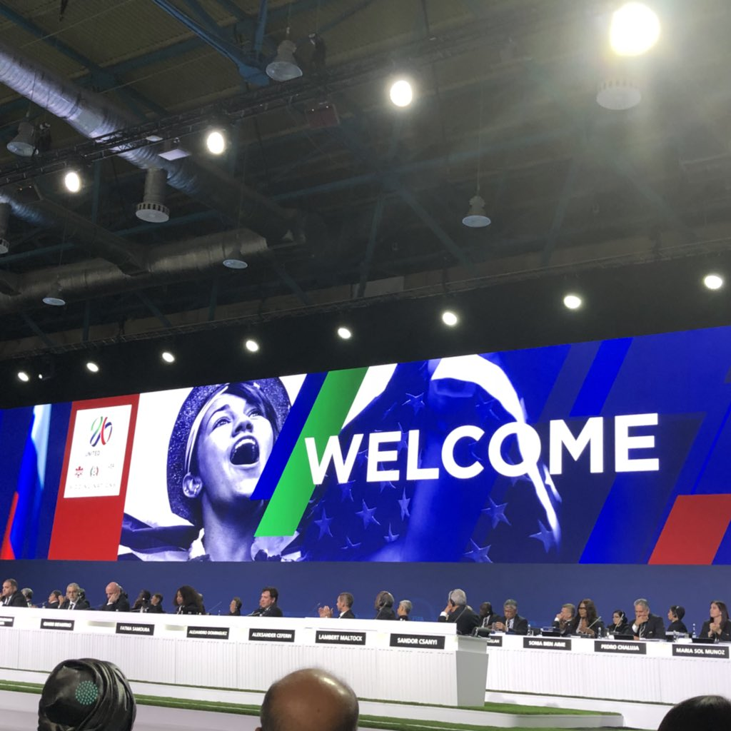 Don Garber's photo on Canada and Mexico