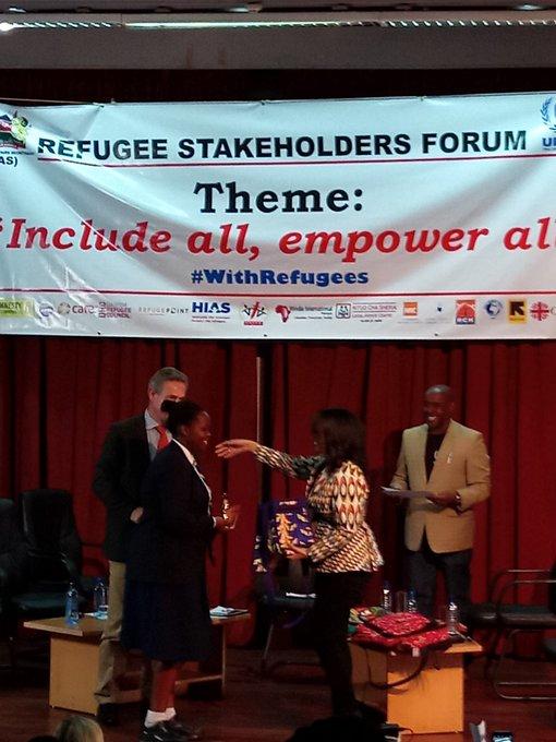 #WithRefugees Photo