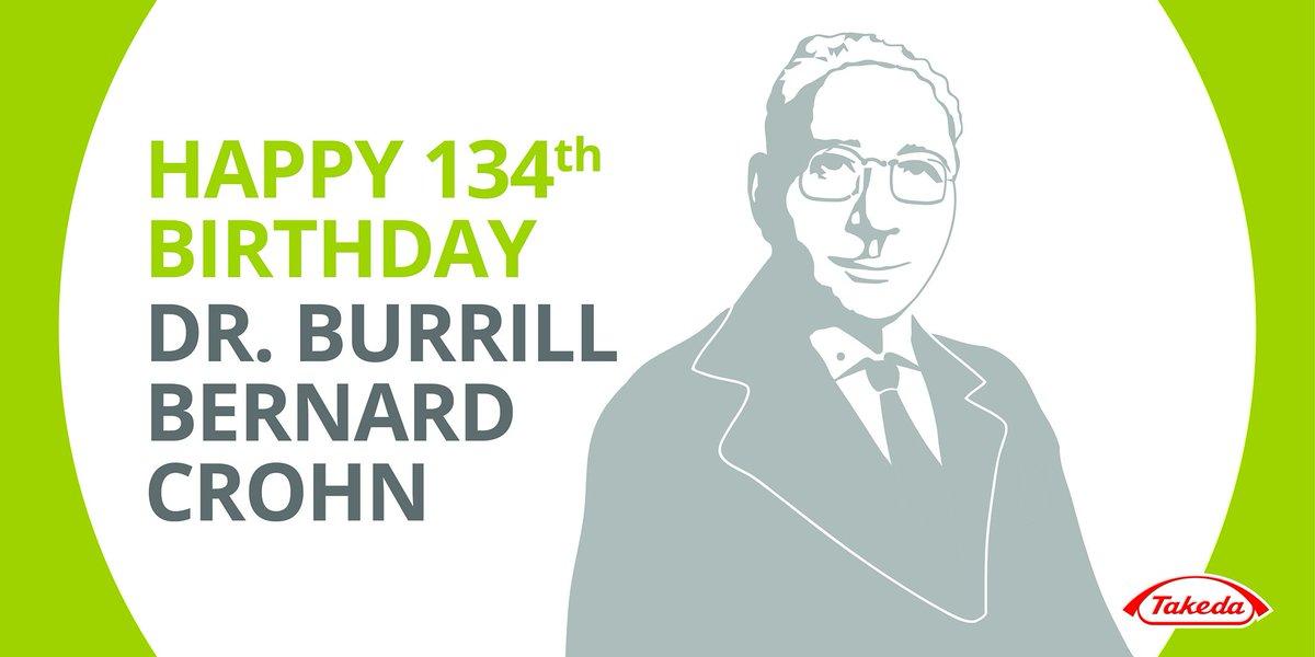dr burrill bernard crohn