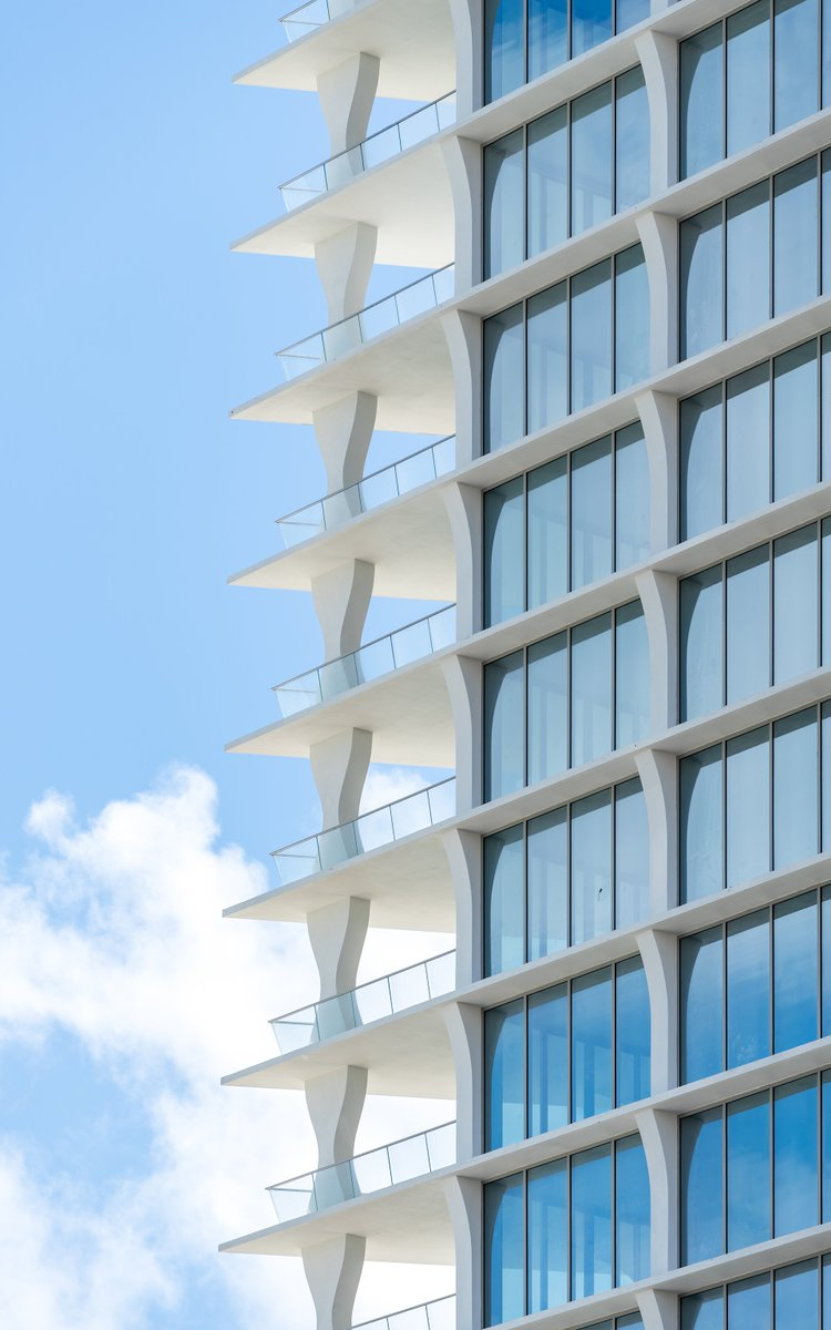 McSal Miami's Andy Sullivan, P.E., S.E. explains the creative structural design solutions in this article.  62-story residential tower by @HerzogdeMeuron