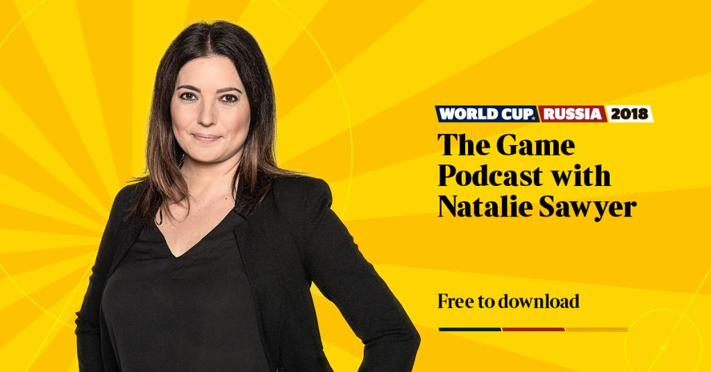 Our daily World Cup podcast, hosted by @nataliesawyer, is out now! The former Sky Sports News presenter will host the podcast every day of the tournament — listen to the preview show with @henrywinter, @Marcotti and @JamesGheerbrant here: aca.st/957b4b