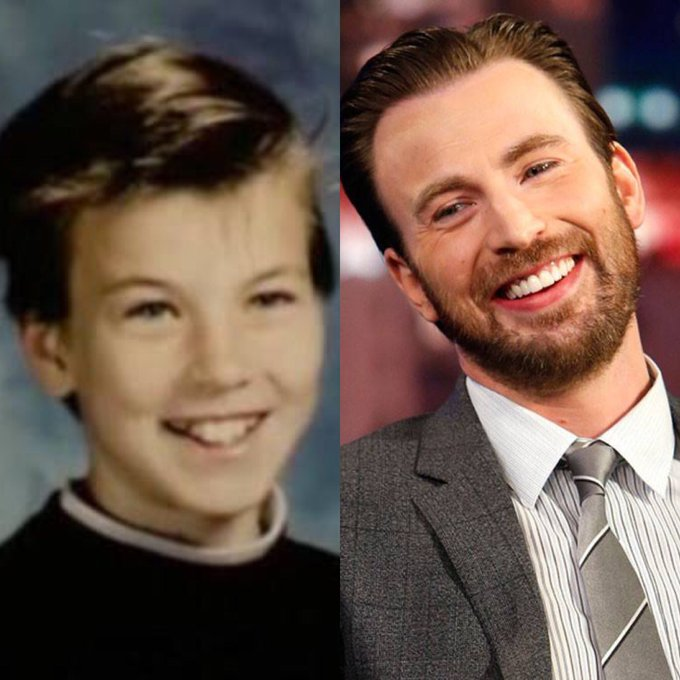 Happy Birthday Chris Evans!