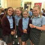 Year 5 and Year 6 visiting the sale now!