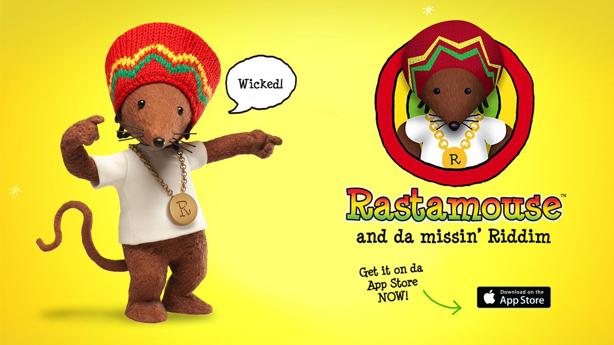 Rastamouse on Twitter: