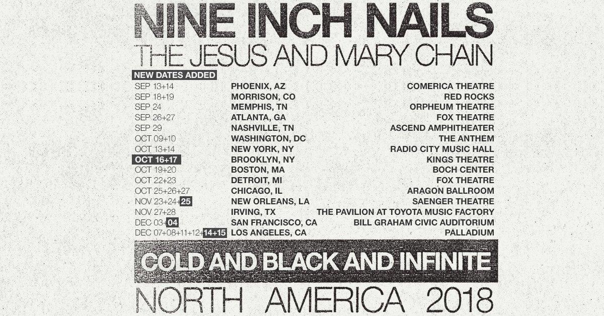 nine inch nails (@nineinchnails)   Twitter