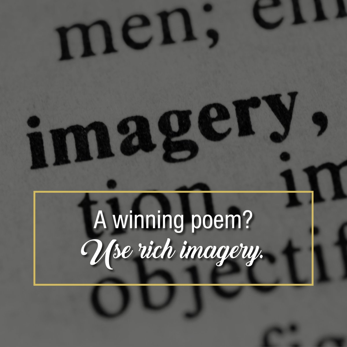 what makes imagery vivid