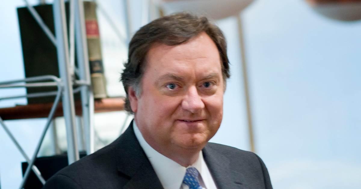 Meet the Press's photo on Tim Russert
