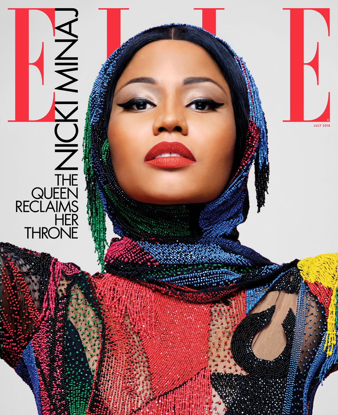 Reloaded twaddle – RT @ELLEmagazine: After a four-year hiatus, the Queen returns. @NICKIMINAJ is ou...