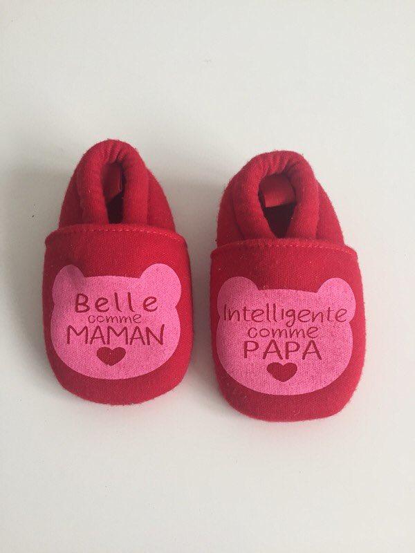 99588bb004d2e  Bebemagique  Chaussonsbebe  Vinted http   www.vinted .fr mode-enfants chaussures-chaussons 92288506-chaussons-fille-rouge-bebe-magique-0-6-mois  … ...