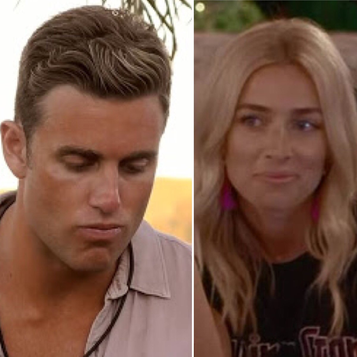 What do we think of Cassidy dumping Josh???  Not cool babe #LoveIslandAU https://t.co/Yqv38n2DFT