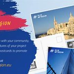 Passionate about travelling (🛩️🚄🚎🚲) and taking pictures 📸? 😉  We have an offer for you!  Discover the #EU-funded projects, including #Interreg, take pictures and win great prizes! 🏆  More information ➡️https://t.co/A5JquCMUci  #Interreg |#EuropeinMyRegion