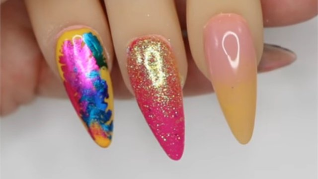 Nails Magazine On Twitter Young Nails Nail School 3 Easy Hot