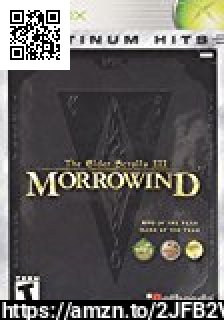The Elder Scrolls III: Morrowind https://t.co/iR21Iny0Sc #The #Elder #Scrolls #III: #Mo https://t.co/2sCiYxrsdT