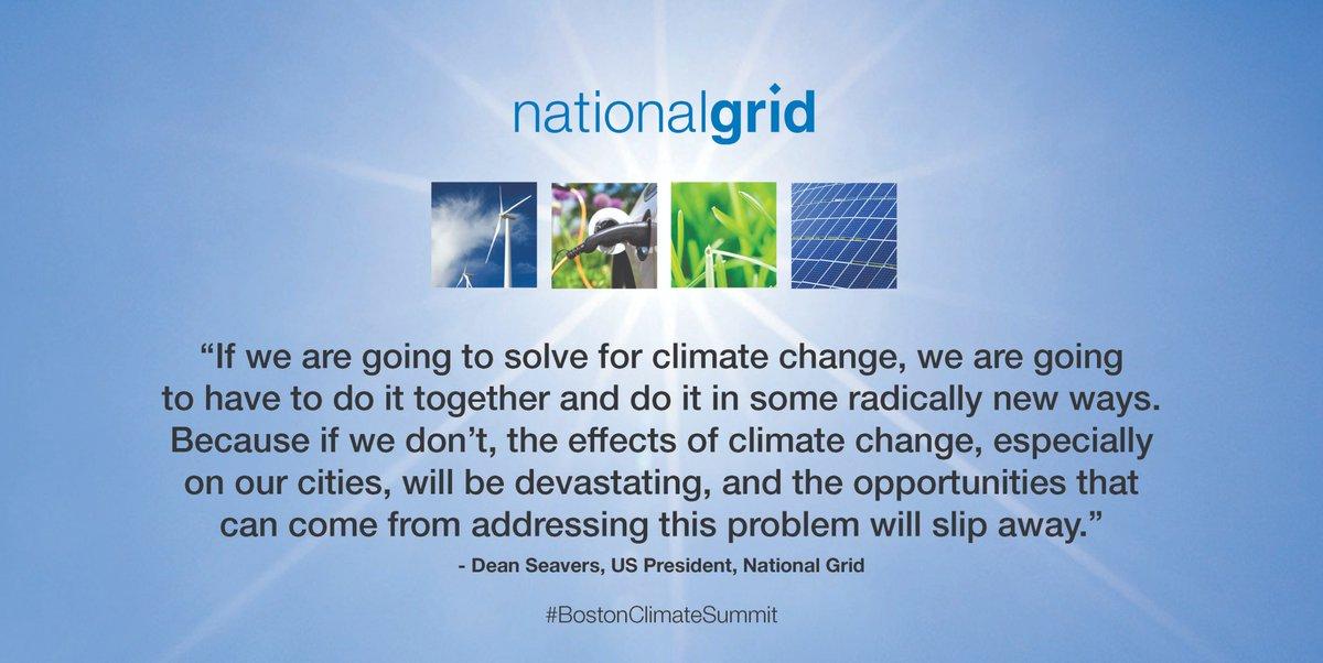 Last week, our US President @DeanSeaversNG spoke at the 2018 #BostonClimateSummit. Watch the full speech here:  https:// youtu.be/fsIHmjjSNuY  &nbsp;  .<br>http://pic.twitter.com/XmsF6MjdPi