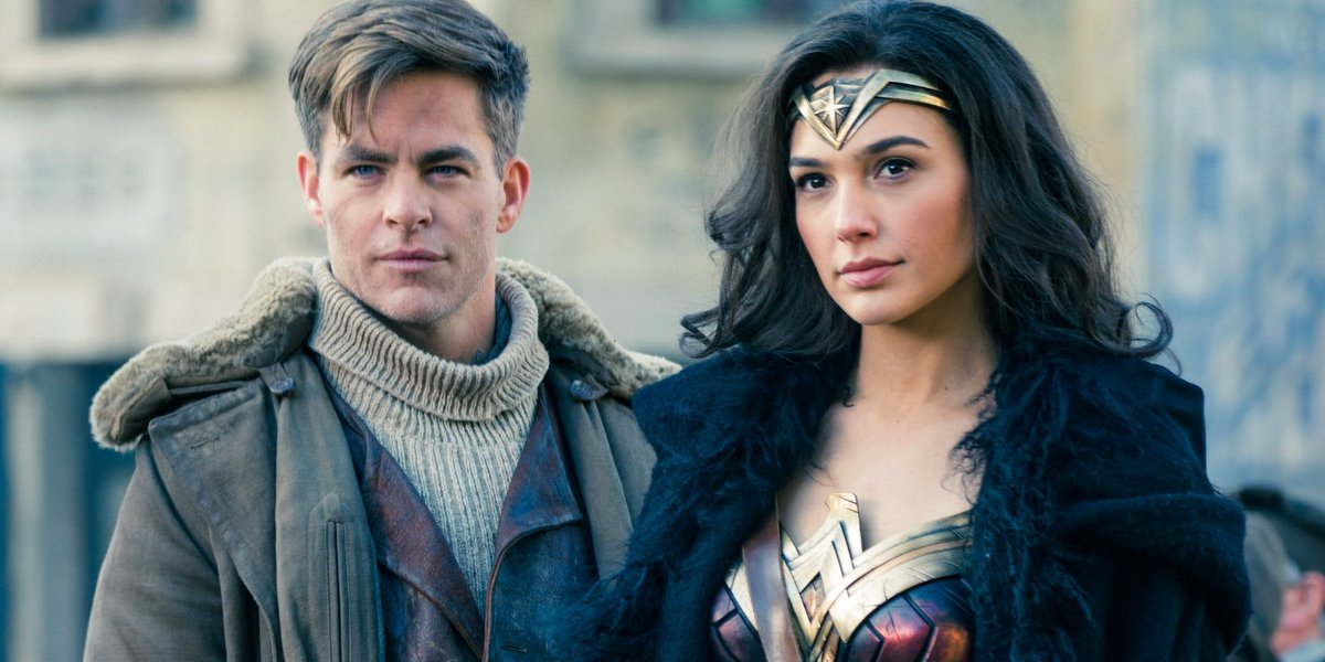 Chris Pine Returns in First Official Wonder Woman 1984 Photo buff.ly/2JxHpuJ