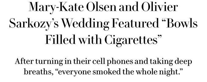 Some of my favourite Mary Kate and Ashley Olsen headlines. Happy birthday MKA, you chic bastards.