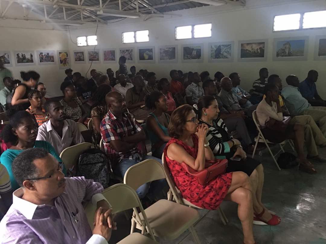 Cancillería Panamá's photo on Haiti