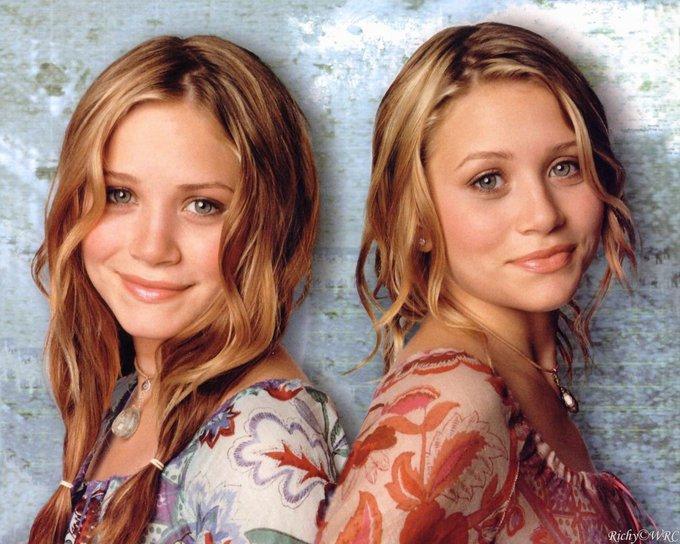 Happy Birthday-Ashley and Mary-Kate Olsen