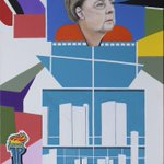 Merkel Twitter Photo